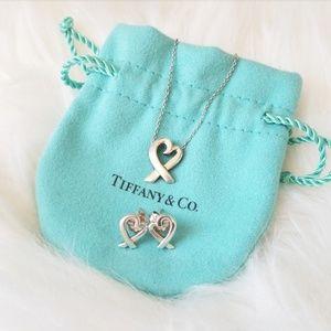 Tiffany & Co Paloma Picasso Heart Set